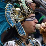 Aztec Blessing at 12:30pm