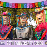 Mikiztli in Mesa – A Dia de Los Muertos Celebration!