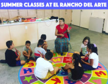 Summer Classes at El Rancho del Arte